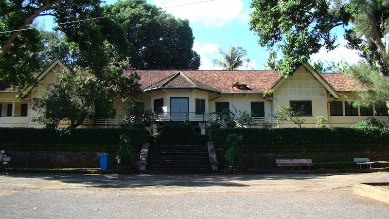 Địa điểm Biệt Điện Bảo ĐạiĐắk Lắk