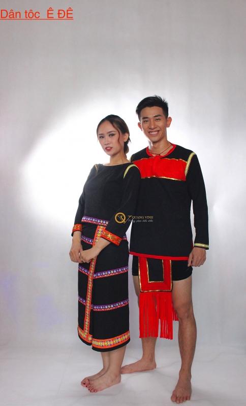 Trang phục người dân tộc Ê Đê