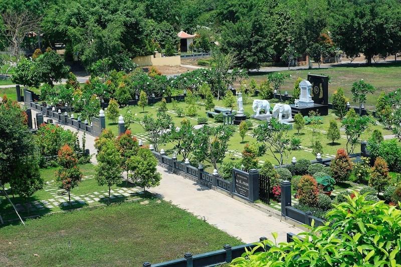 Địa điểm Khu du lịch đồi Tâm Linh Đăk Lăk